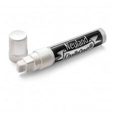 Профессиональный меловой маркер Neuland ChalkOne® 5-15 мм, (С501) белый
