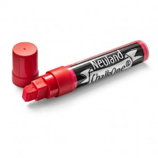 Профессиональный меловой маркер Neuland ChalkOne® 5-15 мм, (С511) красный