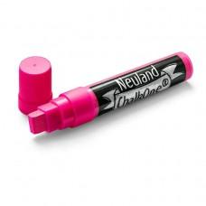 Профессиональный меловой маркер Neuland ChalkOne® 5-15 мм, (С520) розовый