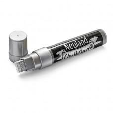 Профессиональный меловой маркер Neuland ChalkOne® 5-15 мм, (С551) серебрянный