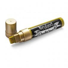 Профессиональный меловой маркер Neuland ChalkOne® 5-15 мм, (С554) золотой