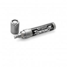 Профессиональный меловой маркер Neuland ChalkOne® 2-8 мм, (С551) серебрянный