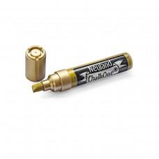 Профессиональный меловой маркер Neuland ChalkOne® 2-8 мм, (С554) золотой