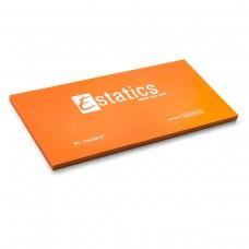 Электростатические карточки Estatics L (оранжевые)