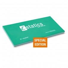 Электростатические карточки Estatics L (темно-зеленые)