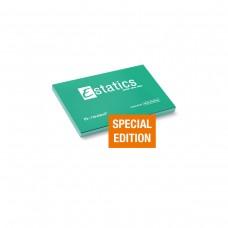 Электростатические карточки Estatics M (темно-зеленые)
