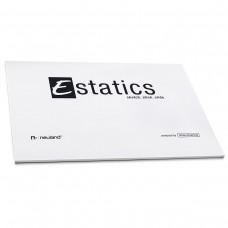 Электростатические карточки Estatics Pad A5, белые
