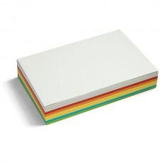 """Карточки для фасилитации """"Прямоугольник"""" (250л, формат А5)"""