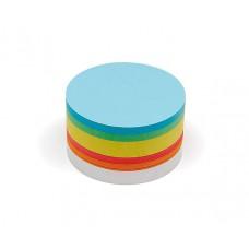 """Набор карточек для фасилитации """"Круг"""" 14 см  (500л)"""