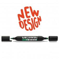 Двухсторонний маркер Neuland TwinOne®, зеленый (400)