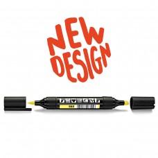 Двухсторонний маркер Neuland TwinOne®, пастельно - желтый (502)