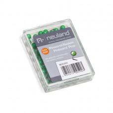 Канцелярские кнопки для пинборда, зеленые