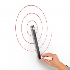 Магнитная линейка  для рисования кругов