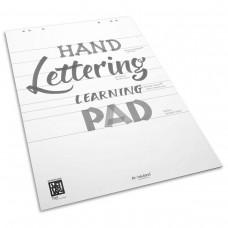 Листы-прописи для флипчарта Handlettering Learning Pad