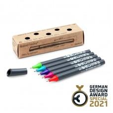 Набор профессиональных маркеров Neuland FineOne® Sketch, 5 шт