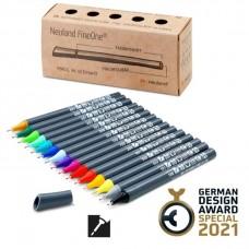 Набор профессиональных маркеров Neuland FineOne® Sketch, 15 цветов