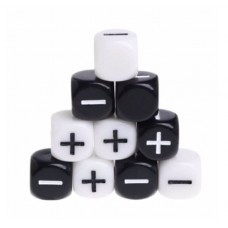 Кубик (+/-)