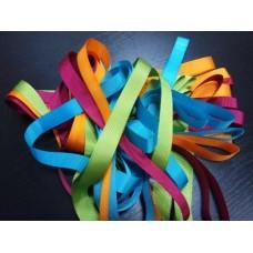 Комплект перекрутов (2,5 см) - разноцветные